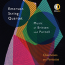 Chaconnes and Fantasias: Music of Britten and Purcell/Emerson String Quartet