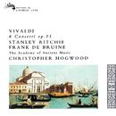 Vivaldi: 6 Concerti, Op.11/Stanley Ritchie, Frank de Bruine, The Academy of Ancient Music, Christopher Hogwood