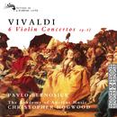 Vivaldi: Violin Concertos Nos. 1-6/Pavlo Beznosiuk, The Academy of Ancient Music, Christopher Hogwood