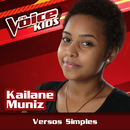 Versos Simples (Ao Vivo / The Voice Brasil Kids 2017)/Kailane Muniz