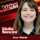 Ave Maria (Ao Vivo / The Voice Brasil Kids 2017)/Giulia Soncini