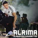 Claquettes chaussettes/Alrima