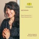 Beethoven: Piano Concertos Nos. 1 & 2/Martha Argerich, Philharmonia Orchestra, Giuseppe Sinopoli