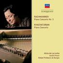 Rachmaninov & Khachaturian: Piano Concertos/Alicia de Larrocha, London Symphony Orchestra, André Previn, London Philharmonic Orchestra, Rafael Frühbeck de Burgos