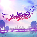 Pass The Good Vibes Around/Les Anges 9