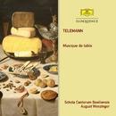 Telemann: Musique De Table/August Wenzinger, Orchestra of the Schola Cantorum Basiliensis