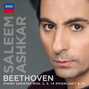 "Beethoven: Piano Sonatas Nos. 3, 5, 14 ""Moonlight"" & 30/Saleem Ashkar"