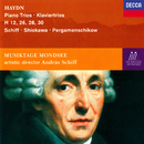 Haydn: Piano Trios Nos. 25, 40, 42 & 44/András Schiff, Yuuko Shiokawa, Boris Pergamenschikow