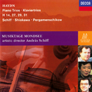 Haydn: Piano Trios Nos. 27, 41, 43 & 45/András Schiff, Yuuko Shiokawa, Boris Pergamenschikow