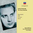 Heinz Rehfuss - The Decca Recitals/Heinz Rehfuss, Hans Willi Hausslein, Frank Martin