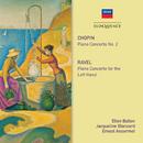 Chopin: Piano Concerto No. 2 / Ravel: Piano Concerto For The Left Hand/Ernest Ansermet, Ellen Ballon, Jacqueline Blancard, London Symphony Orchestra, L'Orchestre de la Suisse Romande