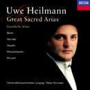 Great Sacred Arias/Uwe Heilmann, Gewandhausorchester Leipzig, Peter Schreier