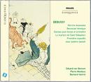 Le Martyre de S. Sebastien; Danse Sacrée Et Danse Profane; Berceuse Heroique;/Pierre Monteux, Eduard van Beinum, Bernard Haitink