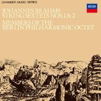 ブラームス:弦楽六重奏曲 第1番・第2番