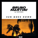 Sun Goes Down (feat. Isadora)/Bruno Martini