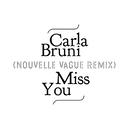 Miss You (Nouvelle Vague Remix)/Carla Bruni