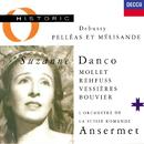 Debussy: Pelléas et Mélisande/Ernest Ansermet, Suzanne Danco, Heinz Rehfuss, Pierre Mollet, Andre Vessieres, Helene Bouvier, L'Orchestre de la Suisse Romande
