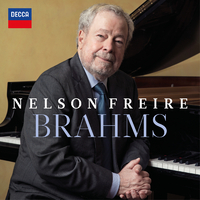 Nelson Freire: Brahms