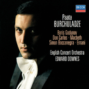 Mussorgsky & Verdi Arias/Paata Burchuladze, English Concert Orchestra, Sir Edward Downes