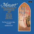 Mozart: Missa brevis; Vesperae Solennes/George Guest, Felicity Palmer, Margaret Cable, Philip Langridge, Stephen Roberts, Choir Of St. John's College, Cambridge, The Wren Orchestra