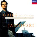 Grieg: Piano Sonata; Holberg Suite; Lyric Pieces/Peter Jablonski