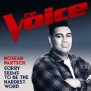 Sorry Seems To Be The Hardest Word (The Voice Australia 2017 Performance)/Hoseah Partsch