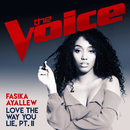Love The Way You Lie, Pt. II (The Voice Australia 2017 Performance)/Fasika Ayallew
