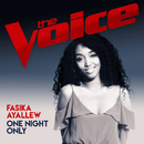 One Night Only (The Voice Australia 2017 Performance)/Fasika Ayallew