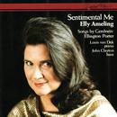 Sentimental Me/Elly Ameling, John Clayton, Louis van Dijk