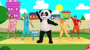 Eu Gosto De Dançar/Panda e Os Caricas