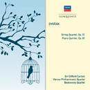 Dvorak:String Quartet, Op. 51; Piano Quintet, Op./Sir Clifford Curzon, Vienna Philharmonic Quartet, Boskovsky Quartet