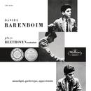 "Beethoven: Piano Sonata No.8, Op. 13 -""Pathétique""; Piano Sonata No.14, Op.27 No.2 -""Moonlight""; Piano Sonata No. 23, Op. 57 -""Appassionata""/Daniel Barenboim"