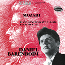 Mozart: Fantasia In C Minor, K.475; Piano Sonata No.14 In C Minor, K.457; Piano Sonata No.8 In A Minor, K.310; Piano Sonata No.16 In B Flat, K.570/Daniel Barenboim