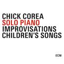 CHICK COREA/SOLO PIA/Chick Corea