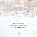ゴンベール:メディア・ヴィータ//The Hilliard Ensemble