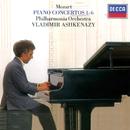 モーツァルト:ピアノ協奏曲 第1-6番/Vladimir Ashkenazy, Philharmonia Orchestra