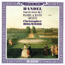 Handel: Concerti Grossi, Op.3/Christopher Hogwood, Handel and Haydn Society