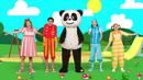 Cinco A Brincar/Panda e Os Caricas