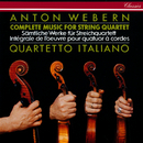 Webern: Complete Music for String Quartet/Quartetto Italiano