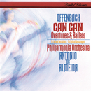 Offenbach: Can Can - Overtures & Ballets/Antonio de Almeida, Philharmonia Orchestra
