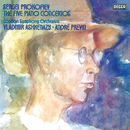 Prokofiev: Piano Concertos Nos. 1-5; Classical Symphony; Autumnal; Overture on Hebrew Themes/Vladimir Ashkenazy, London Symphony Orchestra, André Previn