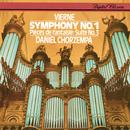 Vierne: Organ Symphony No.1; Pièces de fantaisie/Daniel Chorzempa
