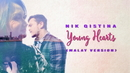 Young Hearts (Lyric Video / Malay Version)/Nik Qistina