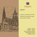 Mozart: Litanies, KV 195 & 243/Jennifer Vyvyan, Nancy Evans, William Herbert, George James, The St. Anthony Singers, Boyd Neel Orchestra, Anthony Lewis