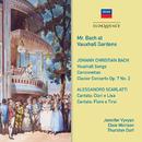 J.C. Bach: Canzonets ('Mr Bach at Vauxhall Gardens') / Scarlatti: Cantatas (c.33')/Jennifer Vyvyan, Elsie Morison, Thurston Dart