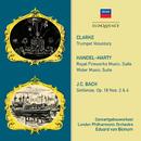 Clarke: Trumpet Voluntary · Handel: Royal Fireworks Music / Water Music · JC Bach: Symphonies/Eduard van Beinum, Members of the Concertgebouworkest, London Philharmonic Orchestra