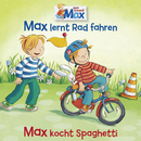 12: Max lernt Rad fahren / Max kocht Spaghetti/Max