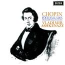 Chopin: Four Ballades; Trois Nouvelles Etudes/Vladimir Ashkenazy