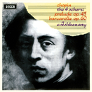 Chopin: Four Scherzi; Barcarolle; Prelude No.25/Vladimir Ashkenazy