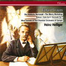 Richard Strauss: Suite for 13 Wind Instruments; Symphony for Wind Instruments; Serenade/Heinz Holliger, Chamber Orchestra of Europe, Wind Soloists